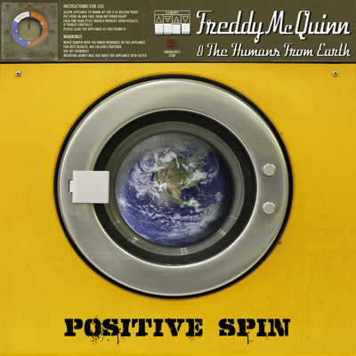 'Positive Spin' Coming out in October 2012